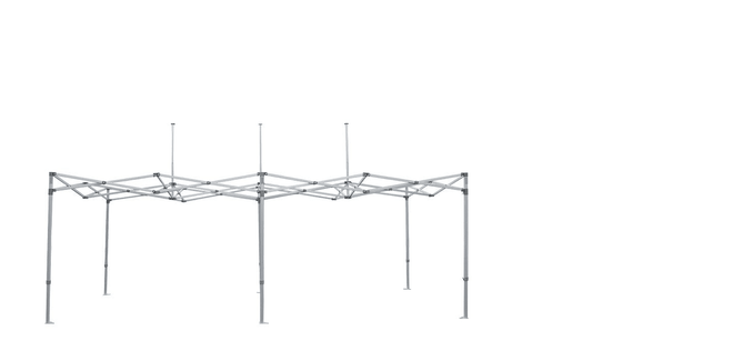 10x20 Canopy Tent Frame